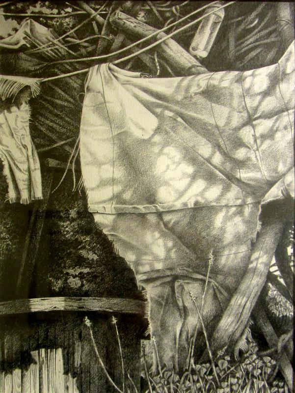 PPencil Study by Brian Wyatt.